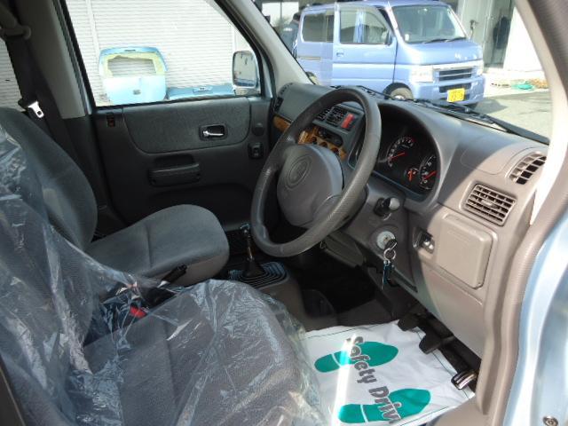 ホンダ バモス L ワンオーナー タイミングB交換済 5速 CD