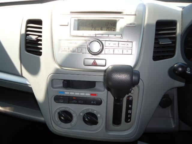 スズキ ワゴンR FXリミテッド 電動格納ミラー CD MH23S型