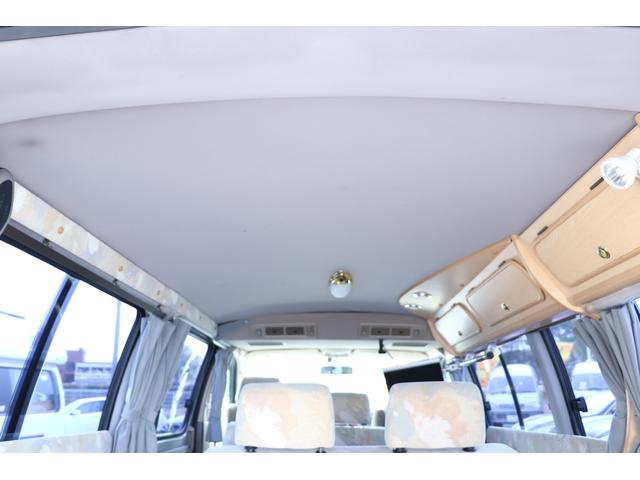 トヨタ グランドハイエース ビッグフット製 チャオ 4WD サブBファスプシート 冷蔵庫