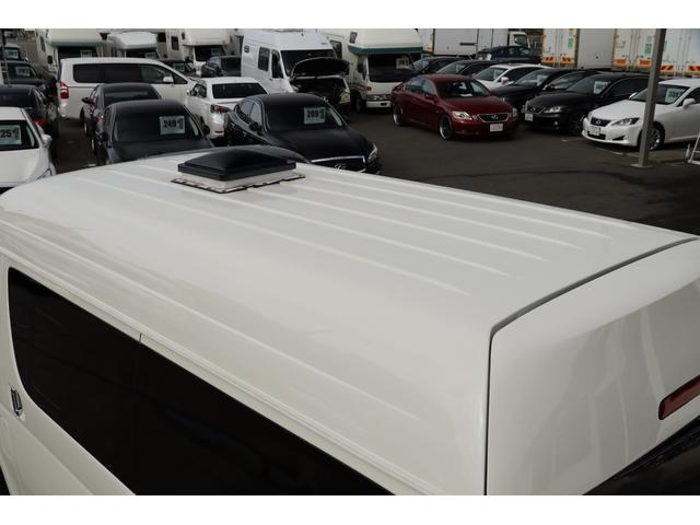 トヨタ ハイエースバン OMC製 ちくら 1オーナー 禁煙 リチウムイオンバッテリー