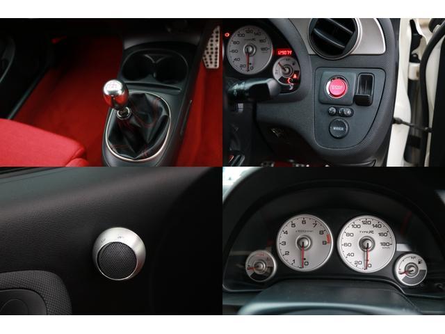 ホンダ インテグラ タイプR 社外ナビ テイン車高調 ENKEI18アルミ