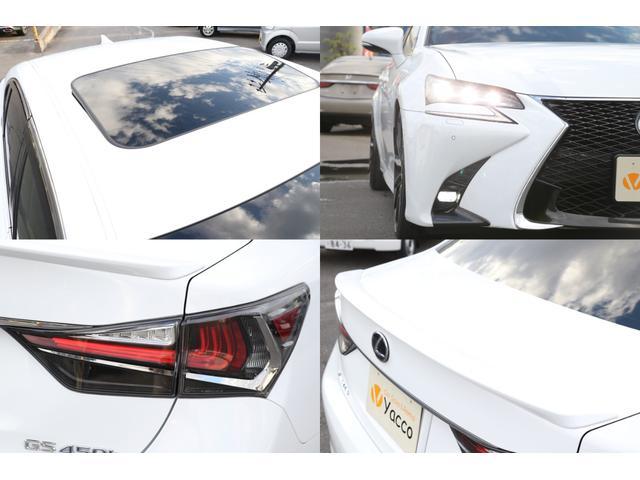 GS450h Fスポーツ 3眼LED 赤革 サンルーフ(18枚目)