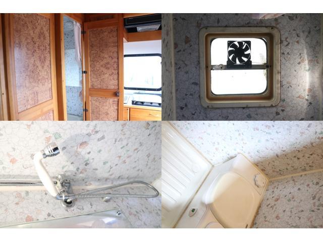 グローバル製 キング エアサス FFボイラー トイレシャワー(9枚目)