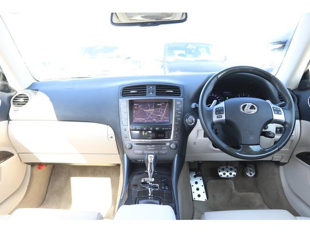 「レクサス」「IS」「オープンカー」「茨城県」の中古車3