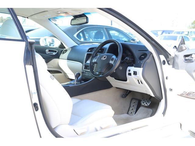 「レクサス」「IS」「オープンカー」「茨城県」の中古車42