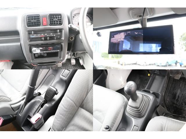 ワゴリー K380 4WD CDデッキ ミラー型バックカメラ 5速MT メインスイッチ BTメーター 各種スイッチ ツインサブ 500Wインバーター 12V/100V 照明 遮光カーテン 網戸 外部充電 走行充電 バックカメラ(5枚目)