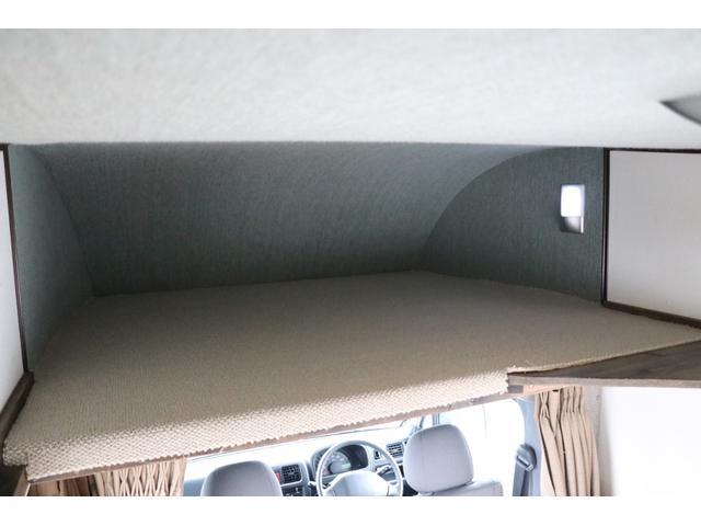 ワゴリー K380 4WD CDデッキ ミラー型バックカメラ 5速MT メインスイッチ BTメーター 各種スイッチ ツインサブ 500Wインバーター 12V/100V 照明 遮光カーテン 網戸 外部充電 走行充電 バックカメラ(15枚目)