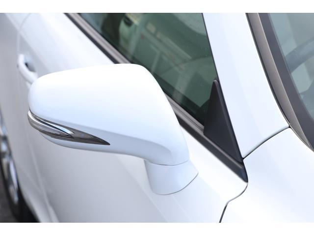 IS250C バージョンL 禁煙車 プリクラッシュセーフティ 純正HDDナビ 白革エアシート 電動オープン ドライブレコーダー パドルシフト クリアランスソナー  GPSレーダー(35枚目)