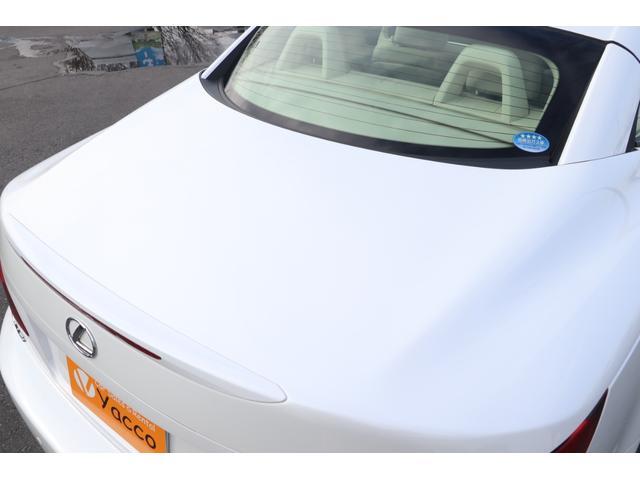 IS250C バージョンL 禁煙車 プリクラッシュセーフティ 純正HDDナビ 白革エアシート 電動オープン ドライブレコーダー パドルシフト クリアランスソナー  GPSレーダー(40枚目)