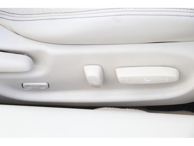 IS250C バージョンL 禁煙車 プリクラッシュセーフティ 純正HDDナビ 白革エアシート 電動オープン ドライブレコーダー パドルシフト クリアランスソナー  GPSレーダー(45枚目)