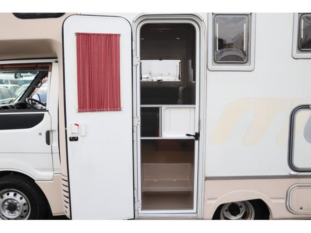 ナッツRV製 マッシュX 禁煙車 乗車6名就寝5名 ナビTV ETC バックカメラ 2サブ メインスイッチ 電圧計 12V/100V 燃料式FFヒーター 走行時リアクーラー シンク 冷蔵庫 外部電源 走行充電(10枚目)