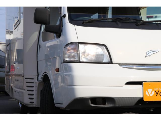 ナッツRV製 マッシュX 禁煙車 乗車6名就寝5名 ナビTV ETC バックカメラ 2サブ メインスイッチ 電圧計 12V/100V 燃料式FFヒーター 走行時リアクーラー シンク 冷蔵庫 外部電源 走行充電(23枚目)