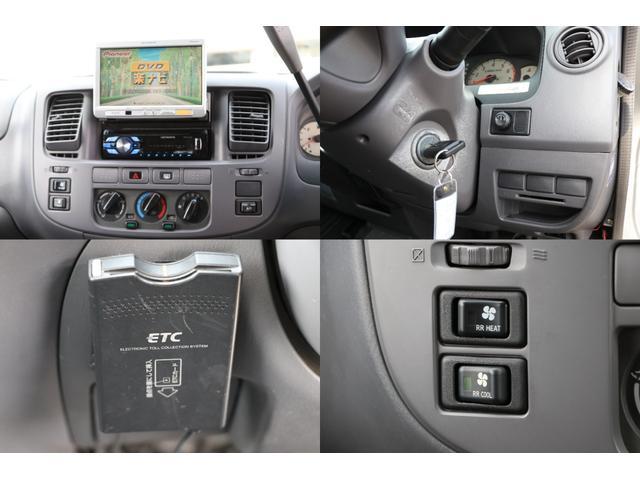 ビークル製 クッチェッタ キーレス ETC CD USB入力 サブバッテリー サブバッテリー 走行充電 外部充電 走行時リアクーラー&ヒーター シンク 冷蔵庫 遮光カーテン 照明(5枚目)