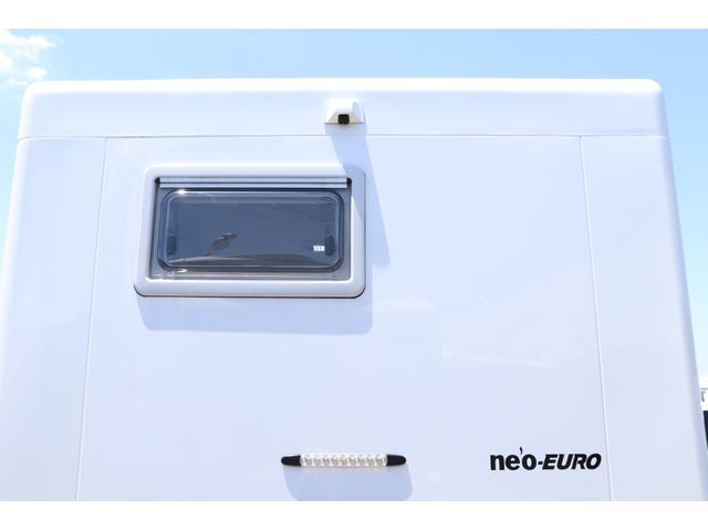 かーいんてりあ高橋製 ネオユーロ 4WD 1オーナー 常時バックカメラ ETC サブBT 電圧計 350Wインバータ― 後席TV MAXFAN シンク  外部電源 走行充電 LED照明 網戸(30枚目)