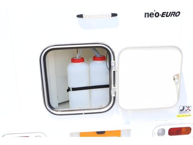 かーいんてりあ高橋製 ネオユーロ 4WD 1オーナー 常時バックカメラ ETC サブBT 電圧計 350Wインバータ― 後席TV MAXFAN シンク  外部電源 走行充電 LED照明 網戸(32枚目)