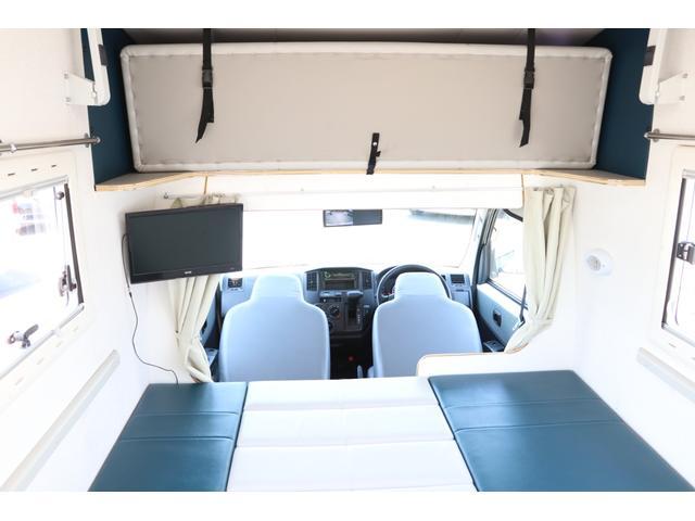 かーいんてりあ高橋製 ネオユーロ 4WD 1オーナー 常時バックカメラ ETC サブBT 電圧計 350Wインバータ― 後席TV MAXFAN シンク  外部電源 走行充電 LED照明 網戸(44枚目)