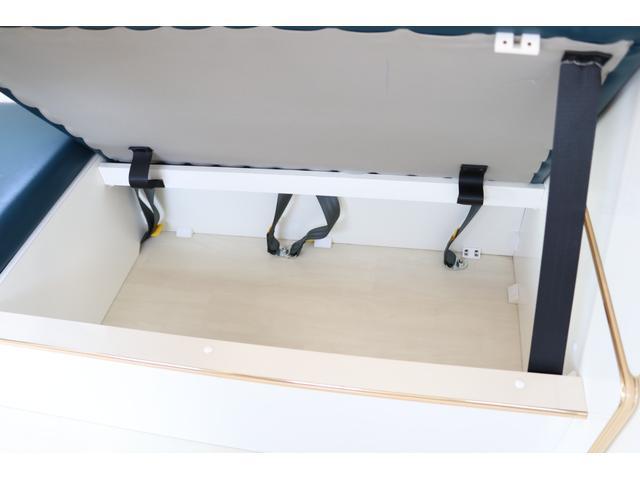 かーいんてりあ高橋製 ネオユーロ 4WD 1オーナー 常時バックカメラ ETC サブBT 電圧計 350Wインバータ― 後席TV MAXFAN シンク  外部電源 走行充電 LED照明 網戸(65枚目)