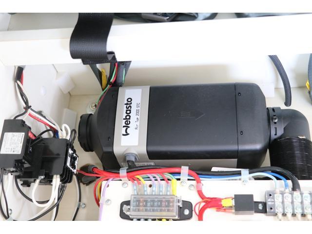 かーいんてりあ高橋製 ネオユーロ 4WD 1オーナー 常時バックカメラ ETC サブBT 電圧計 350Wインバータ― 後席TV MAXFAN シンク  外部電源 走行充電 LED照明 網戸(78枚目)