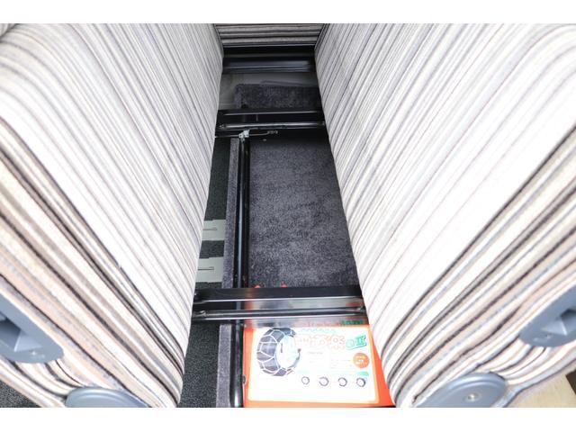20G ミスティック製 デルフィノ 禁煙車 SDナビTV バックカメラ 両側パワスラ インテリキー サブBT 電圧計 1500Wインバータ― 燃料式FFヒーター 走行時リアエアコン シンク 冷蔵庫 ソーラー ルーフキャリア 外部充電 走行充電(61枚目)