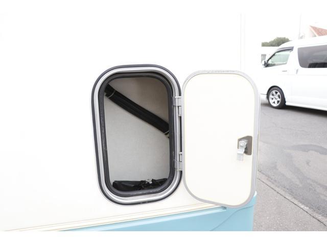 バンテック製 アトム407 タイプB 1オーナー ETC 常時バックカメラ 2サブ 電圧計 1500Wインバーター 燃料式FFヒーター 走行時リアクーラー ルーフベント シンク 電子レンジ トイレ ソーラー 照明 遮光カーテン 外部充電 走行充電(37枚目)