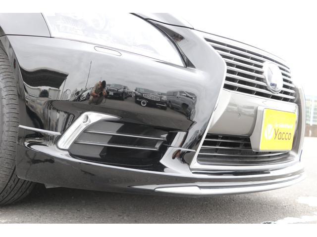 LS600hL エグゼクティブパッケージ 4名 禁煙車 モデリスタエアロ マフラー マークレビンソン リアエンタメ 黒革 サンルーフ PCS LKA BSM ドライバーモニター パワートランク 3眼LEDヘッド AHS 本革ダッシュ TOM'Sスロコン(29枚目)