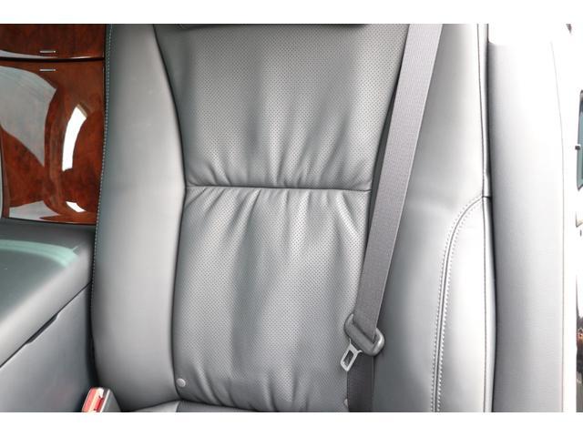 LS600hL エグゼクティブパッケージ 4名 禁煙車 モデリスタエアロ マフラー マークレビンソン リアエンタメ 黒革 サンルーフ PCS LKA BSM ドライバーモニター パワートランク 3眼LEDヘッド AHS 本革ダッシュ TOM'Sスロコン(57枚目)