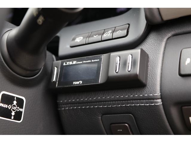 LS600hL エグゼクティブパッケージ 4名 禁煙車 モデリスタエアロ マフラー マークレビンソン リアエンタメ 黒革 サンルーフ PCS LKA BSM ドライバーモニター パワートランク 3眼LEDヘッド AHS 本革ダッシュ TOM'Sスロコン(62枚目)