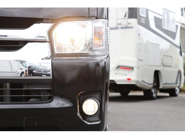 グランドキャビン 禁煙車 純正202ブラック メモリーナビ地デジフルセグTV ETC バックカメラ 後席モニター パワースライドドア 走行時リアクーラー&ヒーター カーテン AC100V(25枚目)