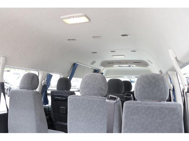 グランドキャビン 禁煙車 純正202ブラック メモリーナビ地デジフルセグTV ETC バックカメラ 後席モニター パワースライドドア 走行時リアクーラー&ヒーター カーテン AC100V(47枚目)