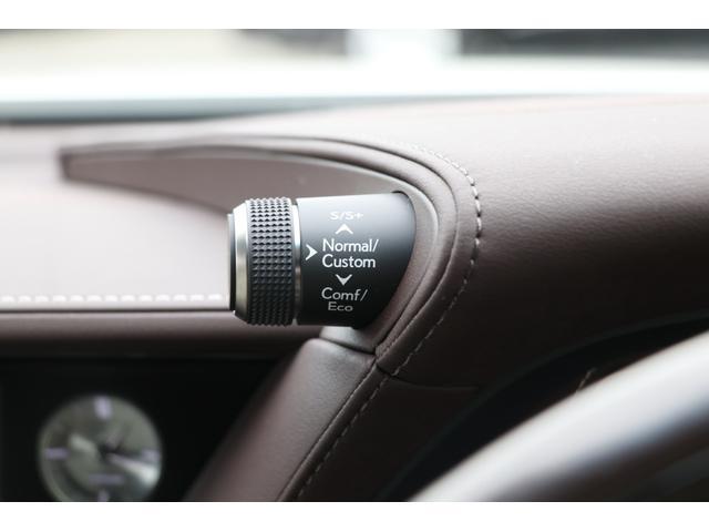 LS500h エグゼクティブ 禁煙車 マークレビンソン リアエンターテイメント パノラミックビュー 専用白革 サンルーフ PCS LTA BSM PKSA RCTA RCD HUD デジタルミラー パワートランク 3眼LED AHS(65枚目)
