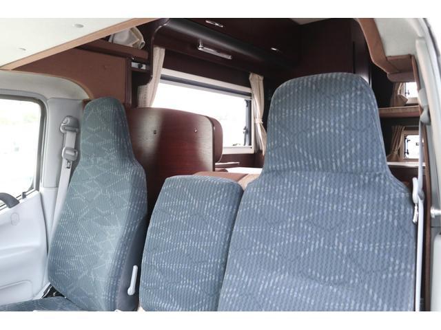 ナッツRV製 クレソンボヤージュW 1オーナー禁煙車 ナビTV ETC Bカメラ サブBT VOTRONIC 12V/100V 燃料式FFヒーター 走行時リアクーラー MAXFAN シンク 冷蔵庫 リアラダー カセットトイレ 外部充電 走行充電(48枚目)