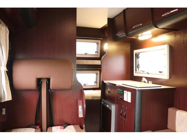 ナッツRV製 クレソンボヤージュW 1オーナー禁煙車 ナビTV ETC Bカメラ サブBT VOTRONIC 12V/100V 燃料式FFヒーター 走行時リアクーラー MAXFAN シンク 冷蔵庫 リアラダー カセットトイレ 外部充電 走行充電(72枚目)