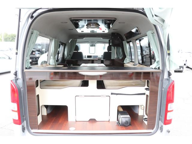 GL アネックス製 リコルソ 禁煙車 ナビTV ETC Bカメラ サブBT 電圧計 インバーター 燃料式FFヒーター 走行時リアクーラー&ヒーター シンク 冷蔵庫 サイドオーニング ソーラー 外部電源 走行充電(14枚目)