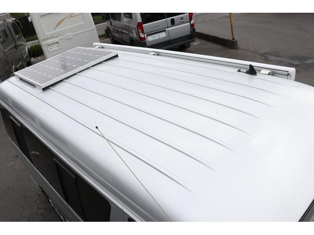GL アネックス製 リコルソ 禁煙車 ナビTV ETC Bカメラ サブBT 電圧計 インバーター 燃料式FFヒーター 走行時リアクーラー&ヒーター シンク 冷蔵庫 サイドオーニング ソーラー 外部電源 走行充電(32枚目)