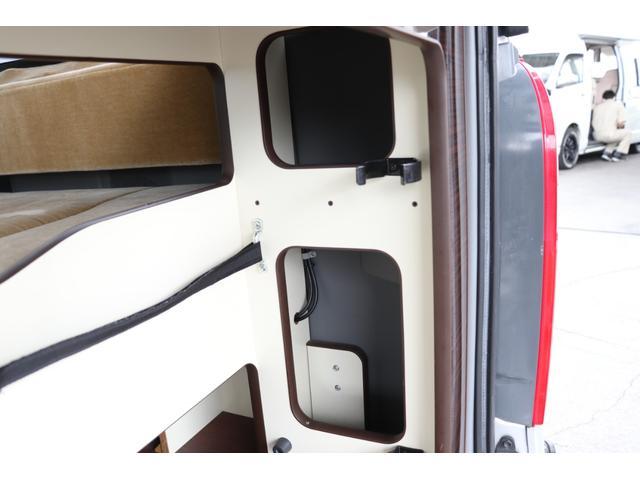 GL アネックス製 リコルソ 禁煙車 ナビTV ETC Bカメラ サブBT 電圧計 インバーター 燃料式FFヒーター 走行時リアクーラー&ヒーター シンク 冷蔵庫 サイドオーニング ソーラー 外部電源 走行充電(47枚目)