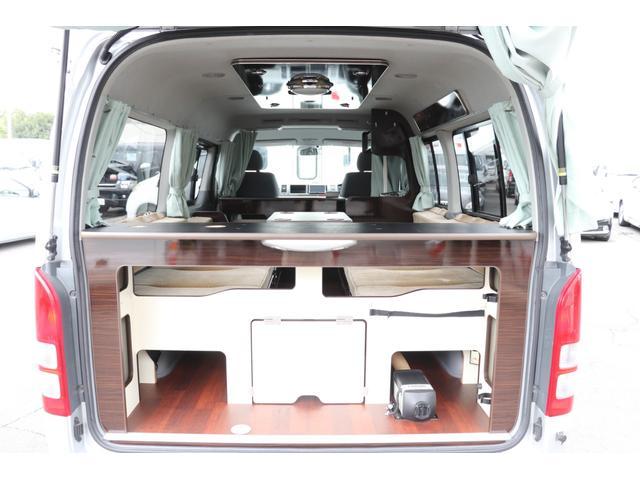 GL アネックス製 リコルソ 禁煙車 ナビTV ETC Bカメラ サブBT 電圧計 インバーター 燃料式FFヒーター 走行時リアクーラー&ヒーター シンク 冷蔵庫 サイドオーニング ソーラー 外部電源 走行充電(49枚目)