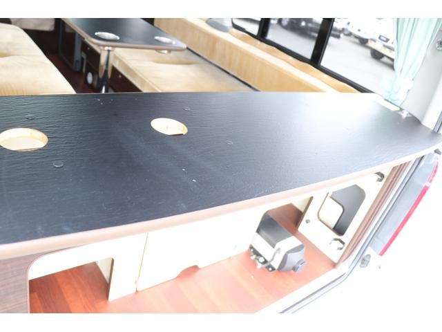 GL アネックス製 リコルソ 禁煙車 ナビTV ETC Bカメラ サブBT 電圧計 インバーター 燃料式FFヒーター 走行時リアクーラー&ヒーター シンク 冷蔵庫 サイドオーニング ソーラー 外部電源 走行充電(55枚目)