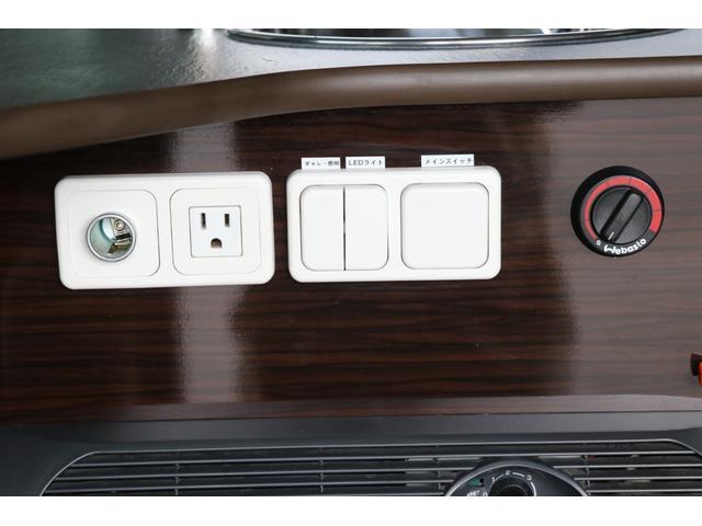 GL アネックス製 リコルソ 禁煙車 ナビTV ETC Bカメラ サブBT 電圧計 インバーター 燃料式FFヒーター 走行時リアクーラー&ヒーター シンク 冷蔵庫 サイドオーニング ソーラー 外部電源 走行充電(68枚目)