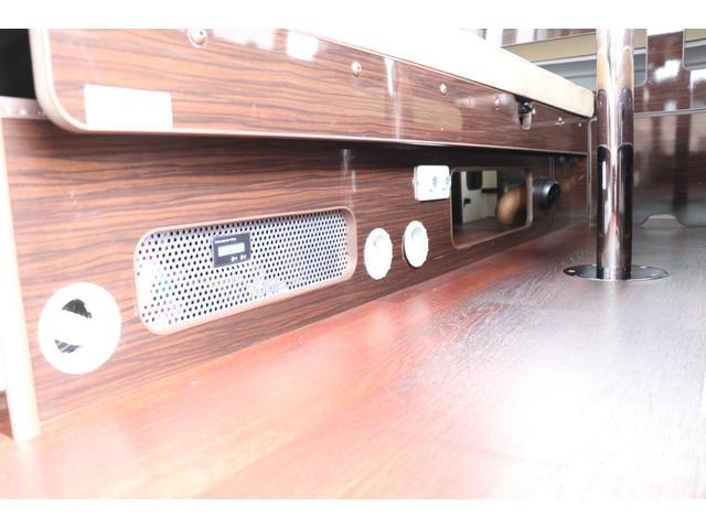 GL アネックス製 リコルソ 禁煙車 ナビTV ETC Bカメラ サブBT 電圧計 インバーター 燃料式FFヒーター 走行時リアクーラー&ヒーター シンク 冷蔵庫 サイドオーニング ソーラー 外部電源 走行充電(71枚目)