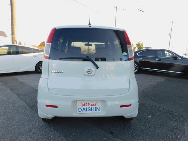 高めに配置したテールランプ 後続車への視認性を配慮した設置位置です。