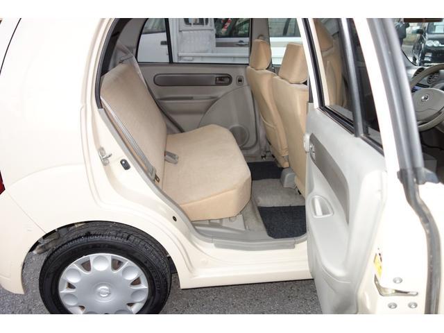 後席ドアは90度近く開くので軽自動車でも乗り降りが楽です