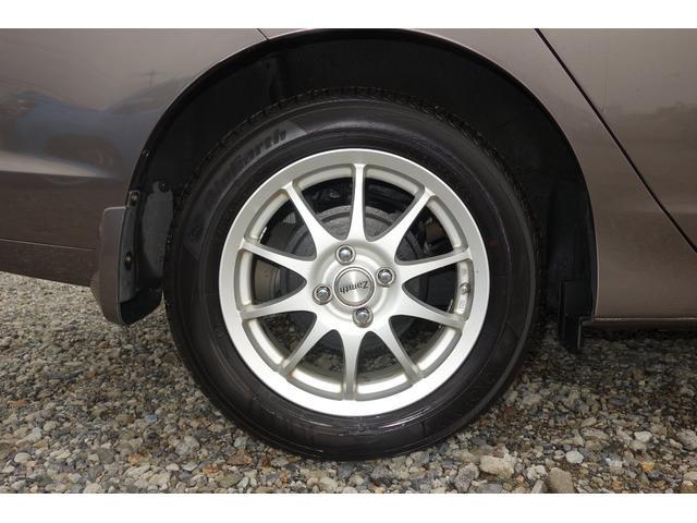 安心して乗って頂けるよう、タイヤの空気圧から足回り周辺まで、きちんと整備・確認しております。