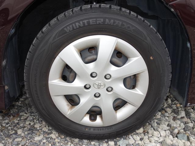 タイヤはスタットレスを装着してます。別途料金追加でラジアルタイヤに付け替えて納車も可能です