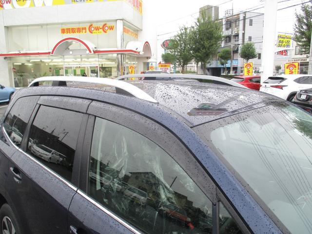 X-ブレイク アドバンスドセーフティパッケージ ワンオーナー 純正ナビ バックカメラ ルーフレール レーダークルーズ パドルシフト BSM SRH ハーフレザーシート 全席シートヒーター 前席電動シート  LEDアクセサリーライナー ETC(7枚目)