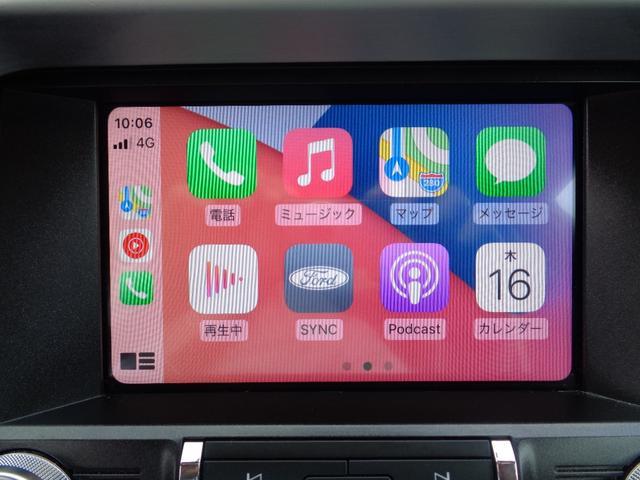 エコブースト プレミアム ポニーパッケージ SHAKER CarPlay FORGIATO20インチアルミ ローダウン パドルシフト クルコン 本革シート シートヒーター&エアシート 電動シート ETC CD スペアキー(15枚目)