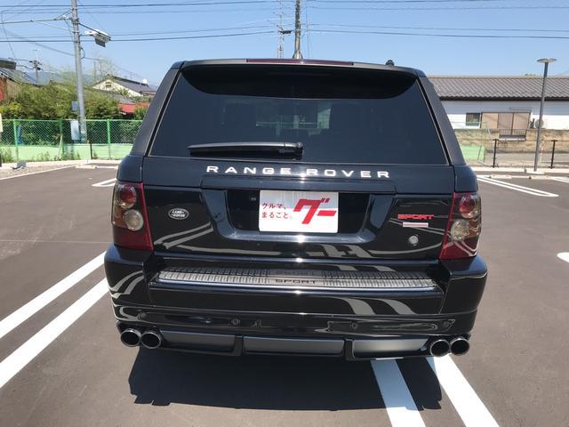 「ランドローバー」「レンジローバースポーツ」「SUV・クロカン」「山梨県」の中古車9