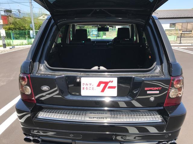 「ランドローバー」「レンジローバースポーツ」「SUV・クロカン」「山梨県」の中古車11