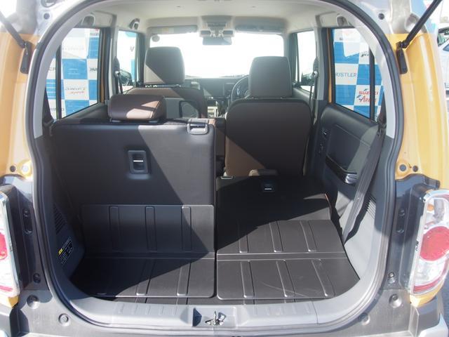 JスタイルIII スズキセーフティーサポートサポート 誤発信抑制機能 ハーフレザー調シート 運転席助手席シートヒーター オートライト シートリフター プッシュスタート HIDヘッドライト LEDフォグランプ(10枚目)
