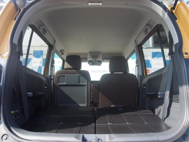 JスタイルIII スズキセーフティーサポートサポート 誤発信抑制機能 ハーフレザー調シート 運転席助手席シートヒーター オートライト シートリフター プッシュスタート HIDヘッドライト LEDフォグランプ(12枚目)
