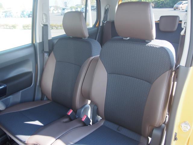 JスタイルIII スズキセーフティーサポートサポート 誤発信抑制機能 ハーフレザー調シート 運転席助手席シートヒーター オートライト シートリフター プッシュスタート HIDヘッドライト LEDフォグランプ(15枚目)